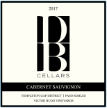 Final Front Label - DB Cellars